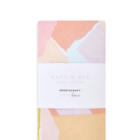 Leah Bartholomew Napkins - 4 Pack