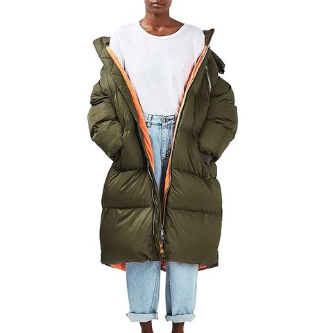 The Glow Worm Puffer Jacket