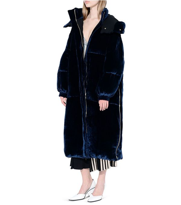 Stella McCartney Ink Marcelline Coat