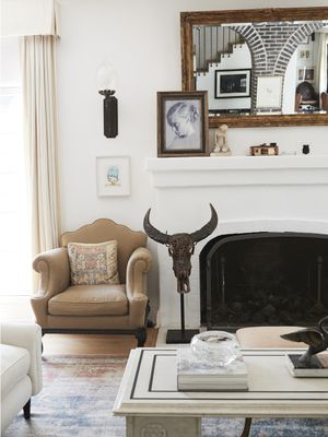 This Is How a Celebrity Interior Designer Decorates Her Own Home