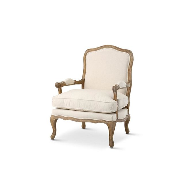 Temple & Webster Adele French Provincial Occasional Chair