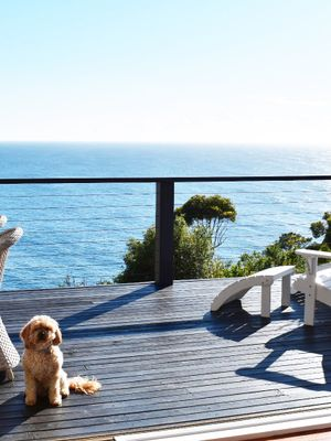 Tour the Ultimate Hamptons-Style Beach House in Sydney