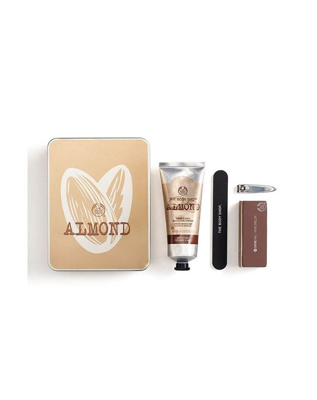 The Body Shop Almond Manicure Set