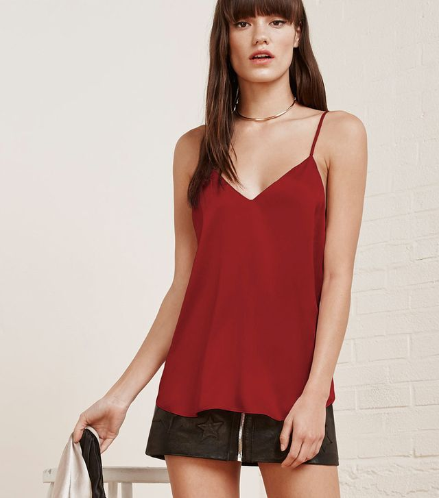 Reformation Camille Top