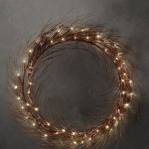 Starlit Wreath Bark