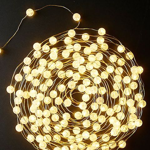 Northern Starlit String Lights Gold