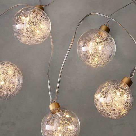 Northern Globe String Lights