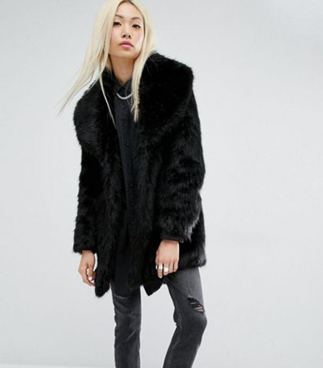 Unreal Fur Elixir Faux Fur Coat