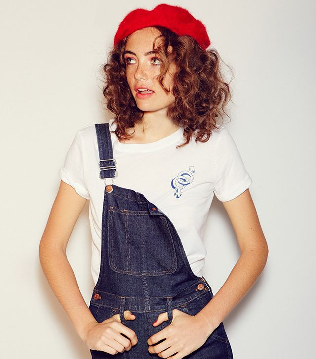 Monogram Male Female Class Fit Tee