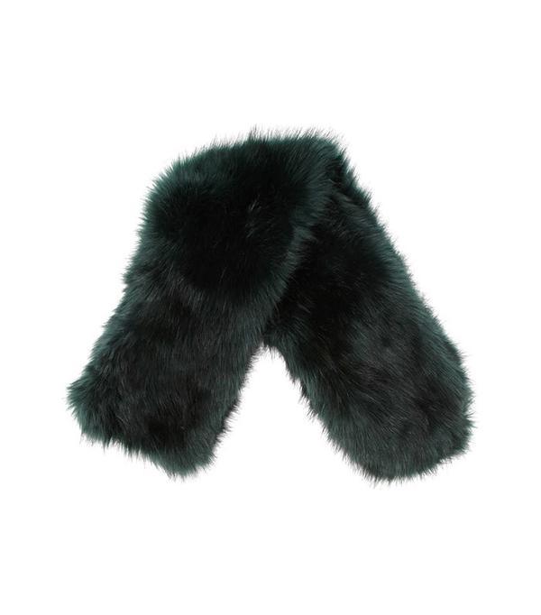 Forever 21 Faux Fur Stole