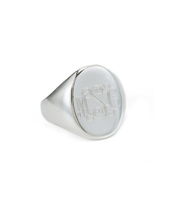 Mara Carrizo Sclaise Signet Ring