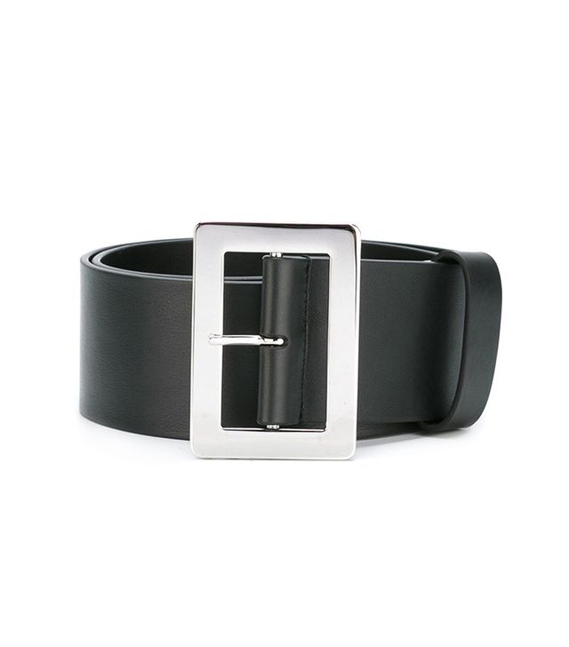 Jil Sander Rectangle Buckle Belt