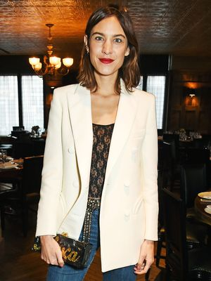 The Outfit Formula Alexa Chung Wears on Repeat