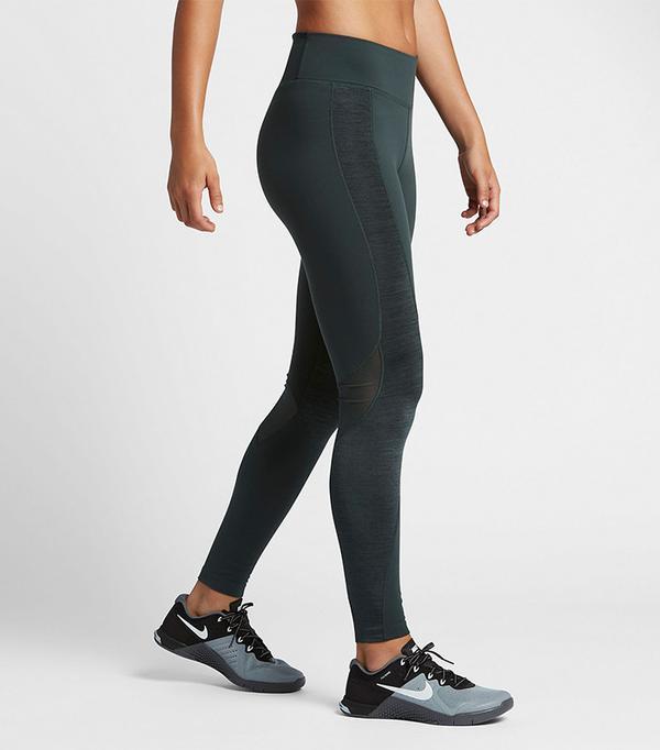 Nike Power Legendary Women's Mid Rise Training Tights
