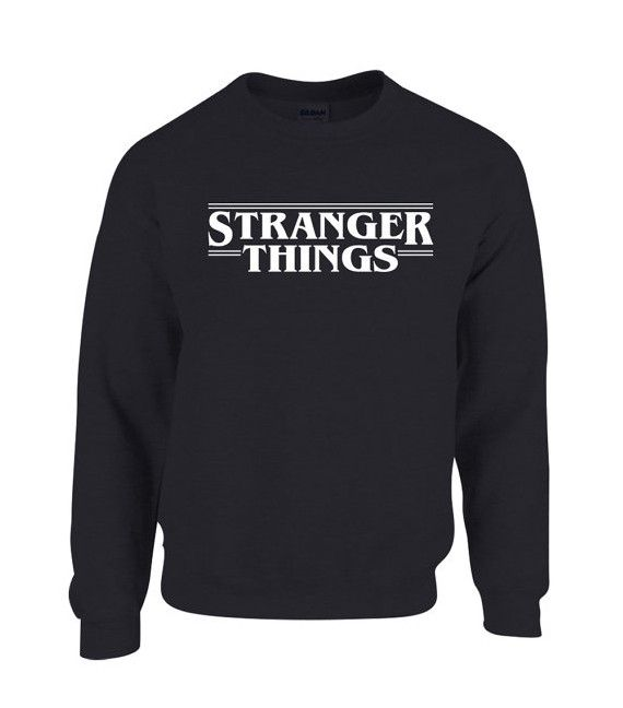 Etsy Stranger Things Sweatshirt Sweater Jumper Pullover