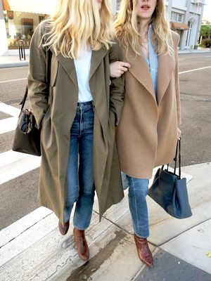 2 Blogger-Approved Ways to Wear a Neutral Coat