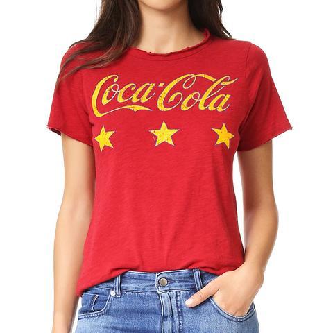 Coca Cola Stars Tee