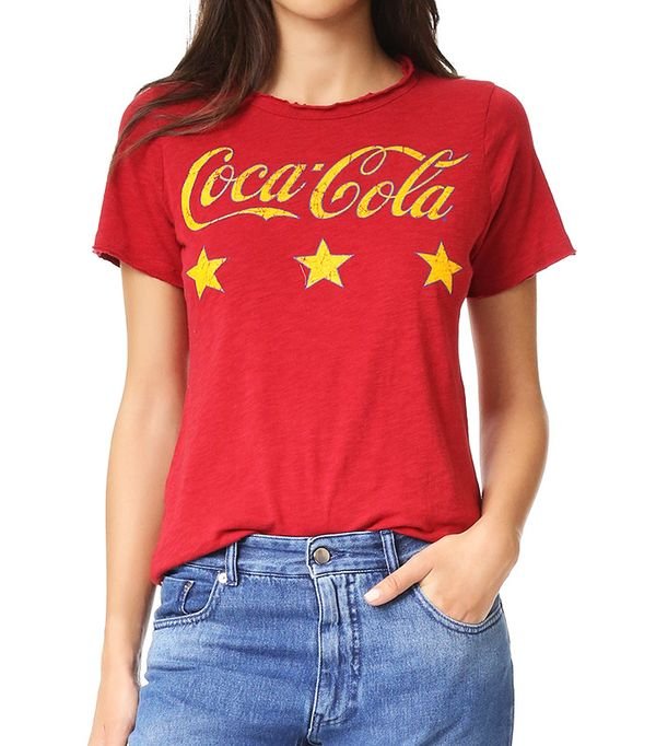 Chaser Coca Cola Stars Tee