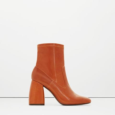 Patent Sock Boot
