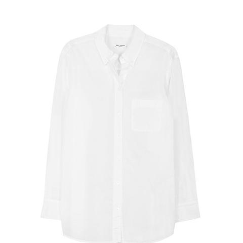 Margaux Cotton Shirt Bright White