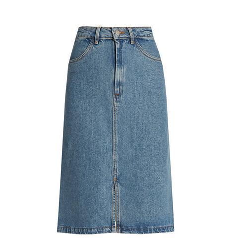 Parra Denim Skirt