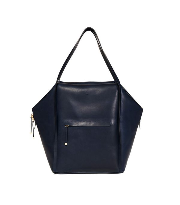 Manufacture Pascal Kodara Coco Past Midnight Blue Leather