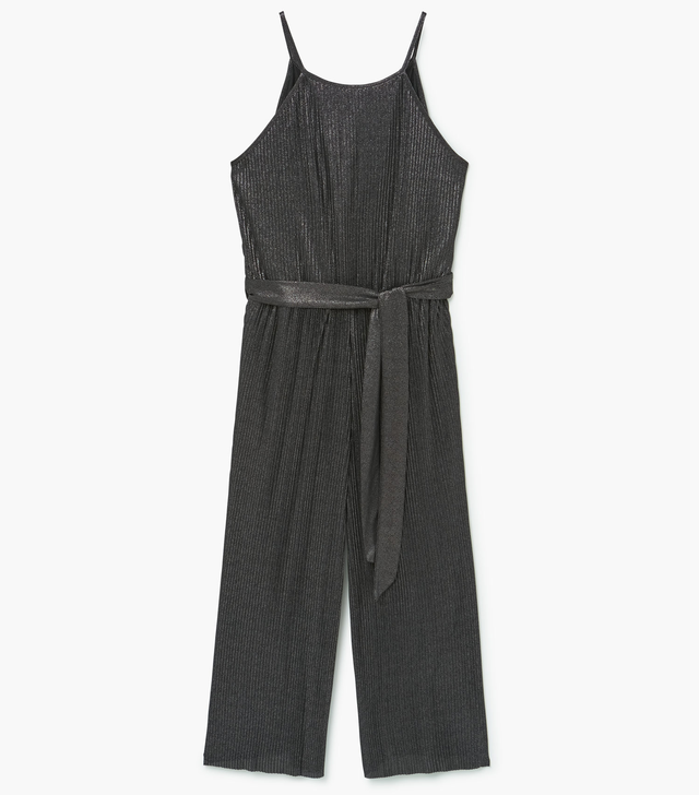 Mango Metallic Jumpsuit