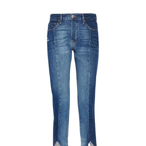 Le Original Mix Boyfriend Jeans