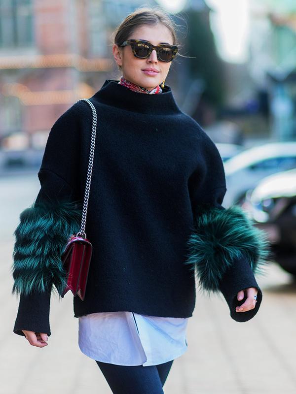 Best fashion influencers: Darja Barannik