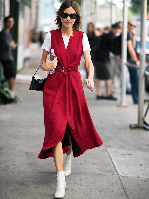 Best fashion influencers: Alexa Chung