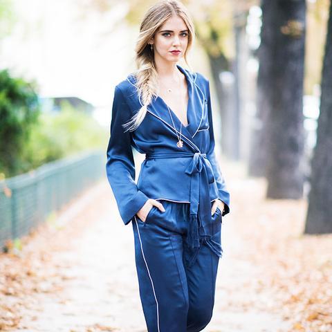 Best fashion influencers: Chiara Ferragni of The Blonde Salad