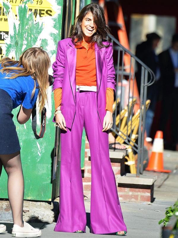 Best fashion influencers: Leandra Medine of Man Repeller