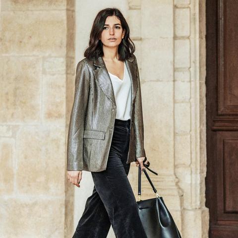 Best fashion influencers: aria de bari