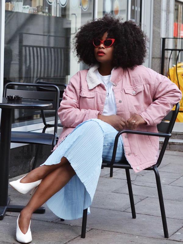 Best fashion influencers: Ada Oguntodu