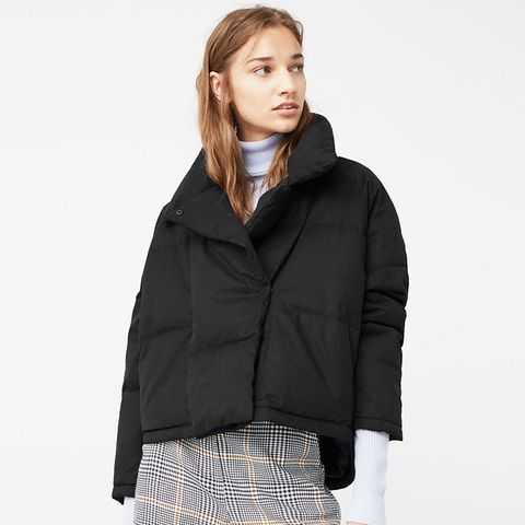 Cotton Quilted Jacket