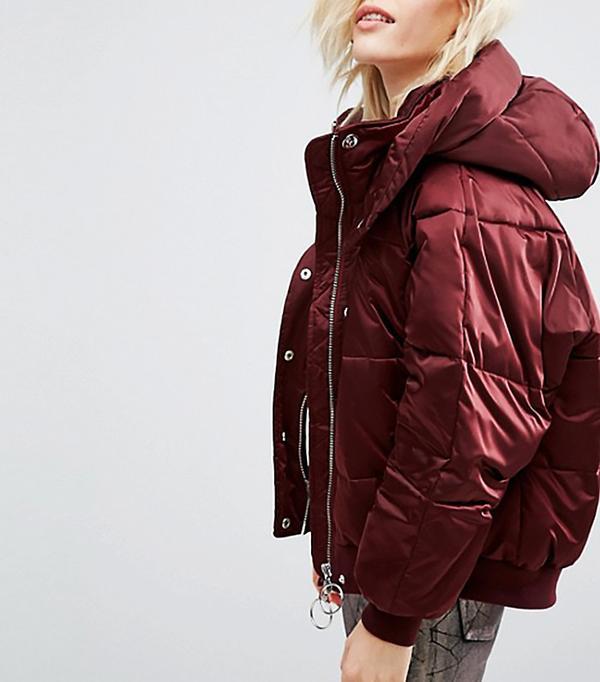 River Island Studio Padded Jacket