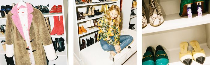 Best Wardrobes in Britain: Roberta Benteler