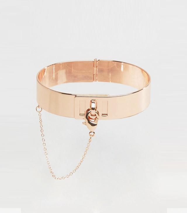 Microtrends spring 2017: ALDO Rose Gold Cuff Bracelet