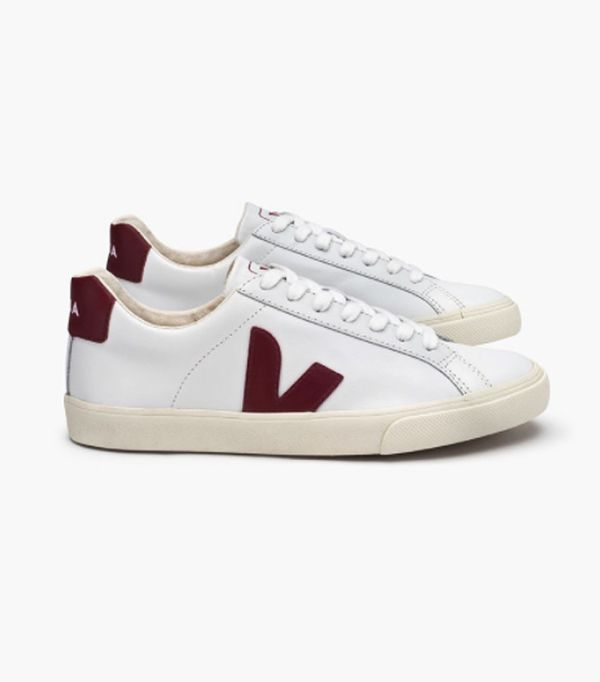 Ethical fashion Emma Watson: Veja trainers