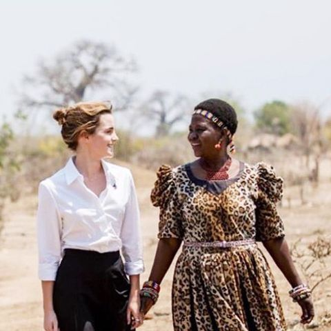 Ethical fashion Emma Watson: Tome NYC
