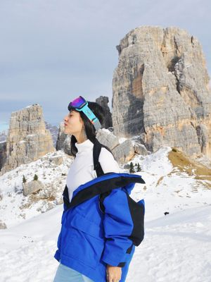 The Skiwear Every Chic Girl Wears on the Slopes