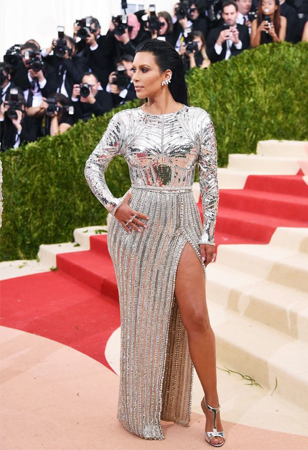 Who: Kim Kardashian