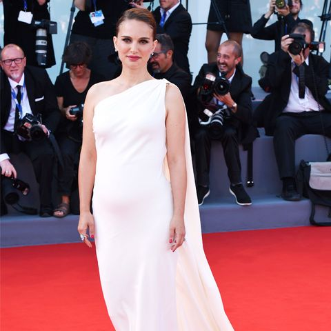 best red carpet dresses 2016: Natalie Portman Venice