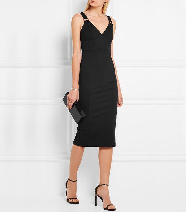 Michael Michael Kors Stretch-Jersey Dress