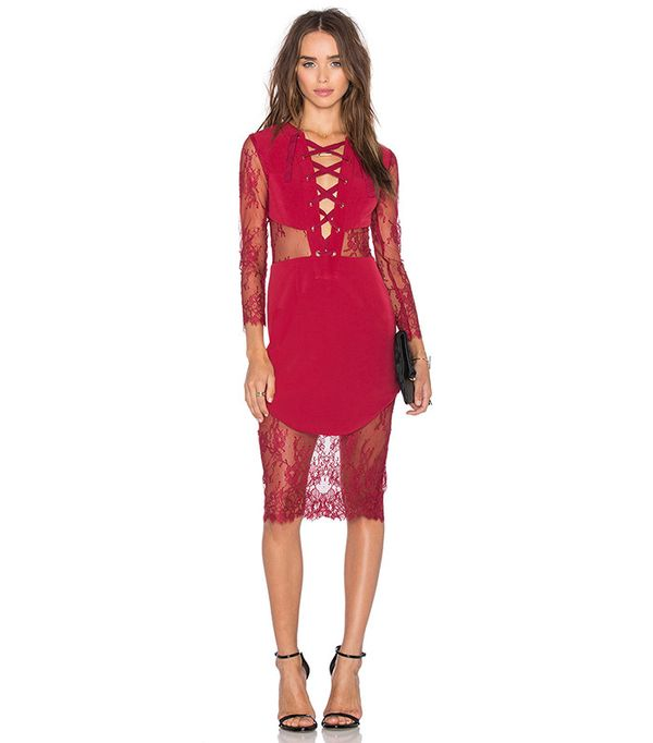 NBD Ransom Dress
