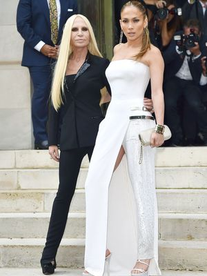 What to Wear to Feel Powerful, According to Donatella Versace