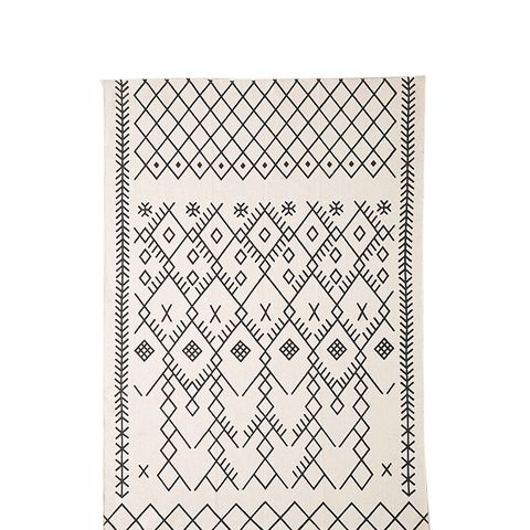 Magical Thinking Printed Boucherouite Rug