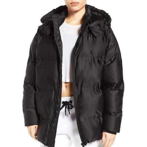Bonded Puffer Jacket