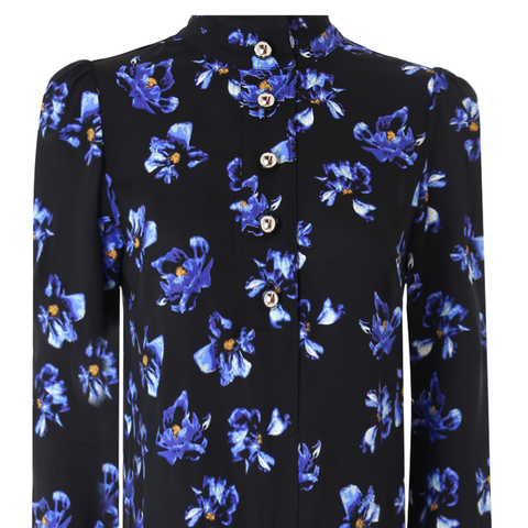 Tunic Top Floral