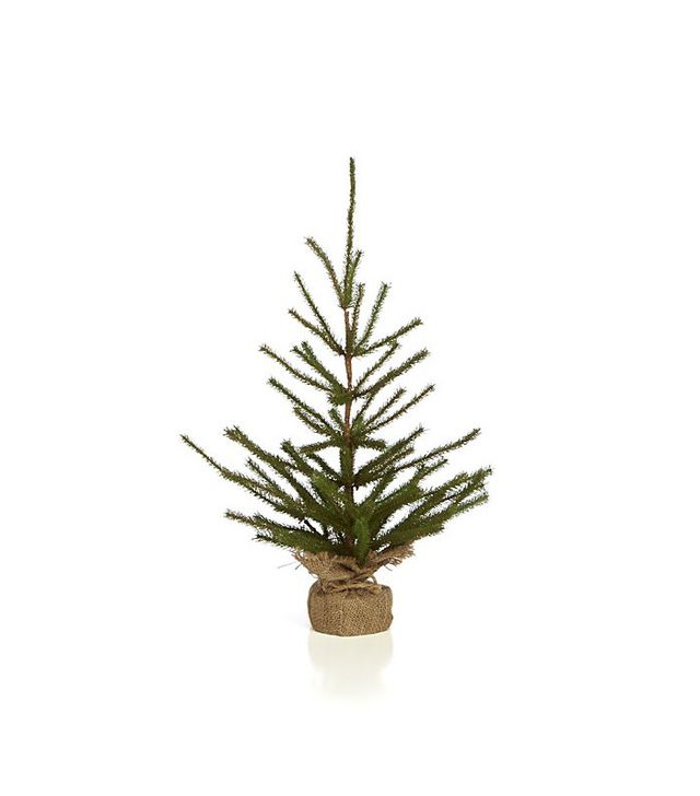 Crate and Barrel Pine Tree Small